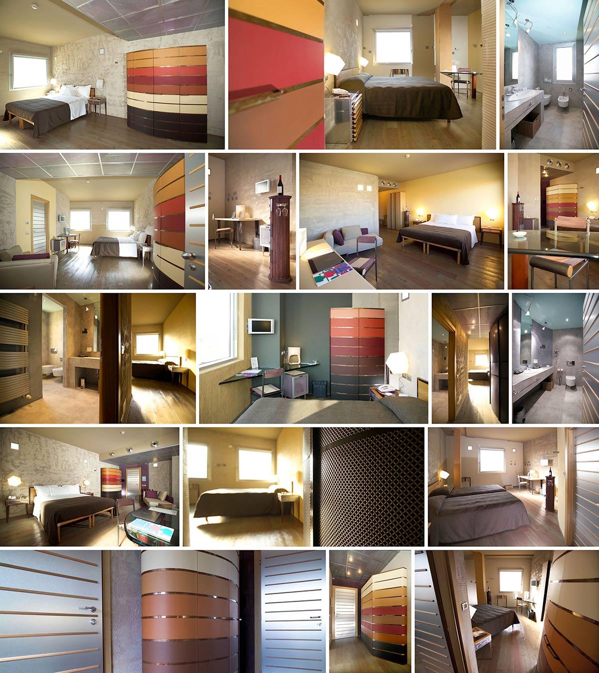 Le camere - Ascheri Hotel